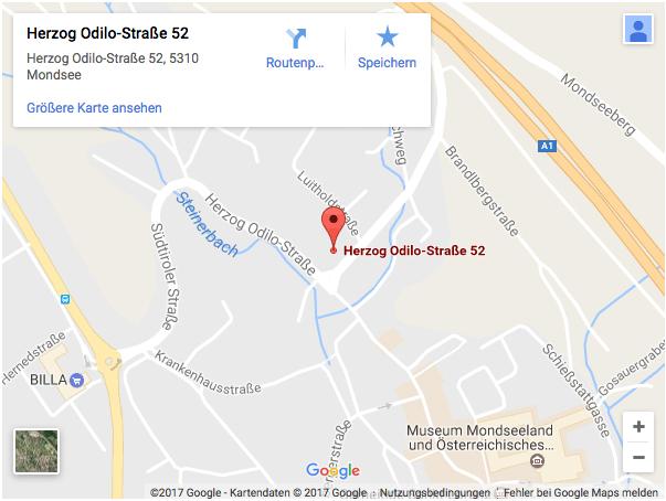 saalfelden am steinernen meer google maps